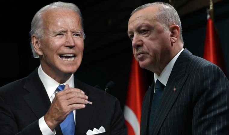 Erdogan and Biden to meet amid tense US-Turkey relations